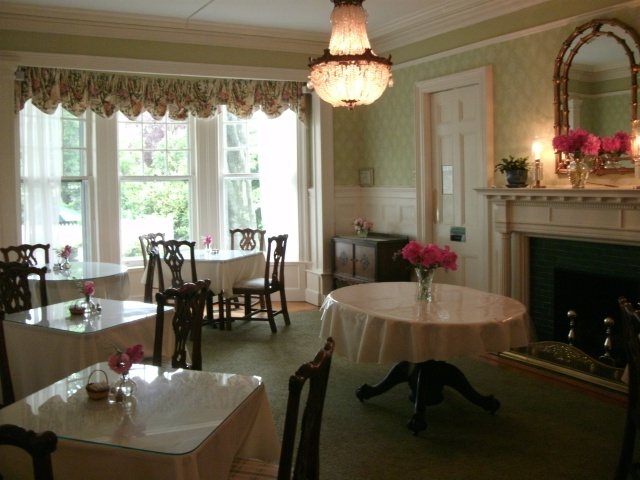 Did I mention we have a dining room?
